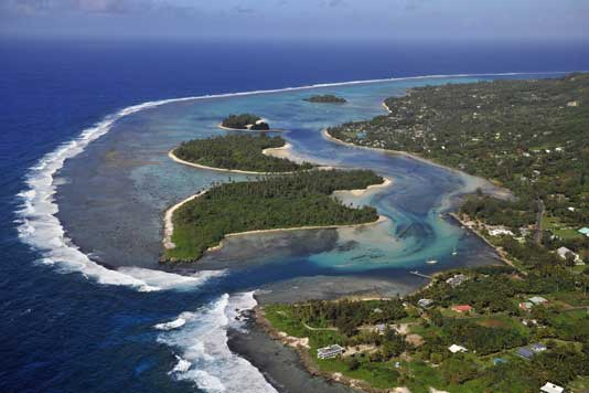 Südsee-Paradies Cook Inseln: Rarotonga – Aitutaki