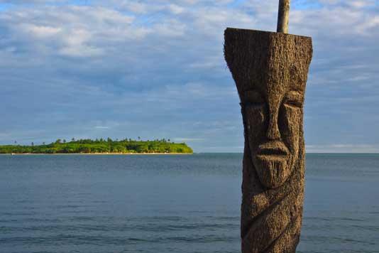 Samoa - Fiji (-Tonga)