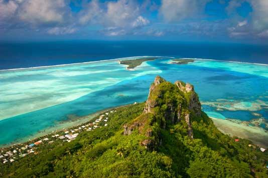 Französisch-Polynesien Reisen