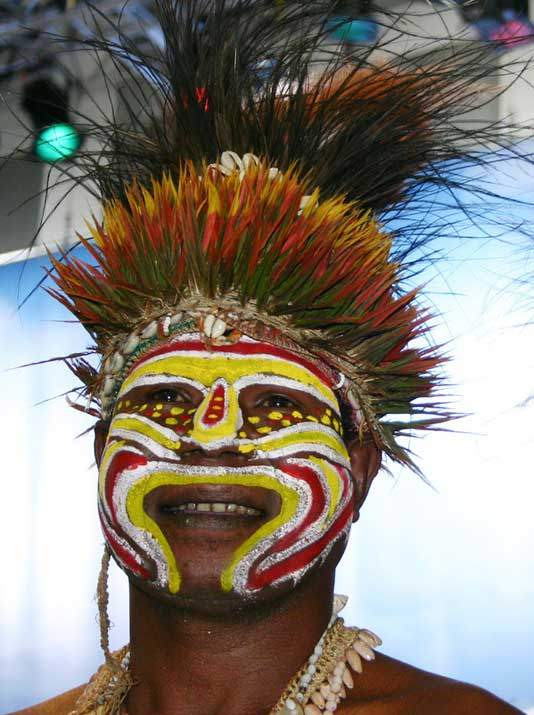 Papua-Neuguinea Reisen