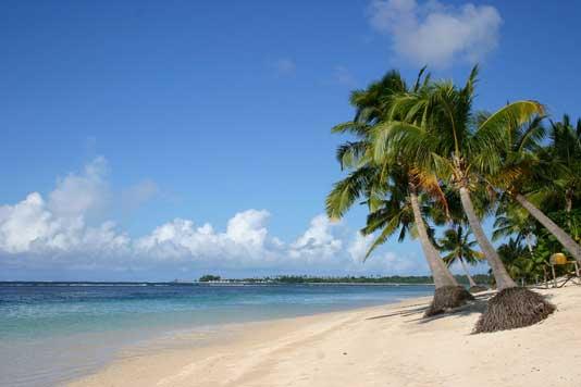 Samoa Reisen