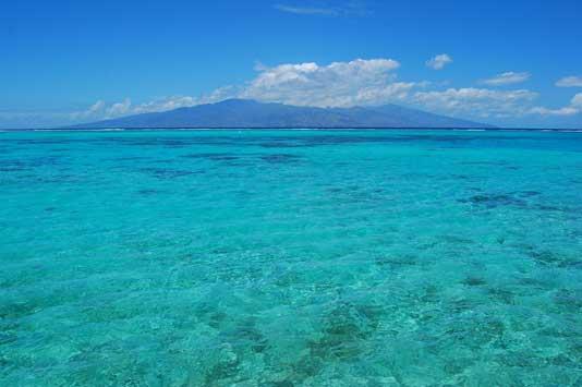 Tahiti und die Gesellschaftsinseln
