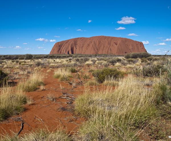 Australien - Einmal Outback und zurück