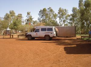 Australien: Canning Stock Route