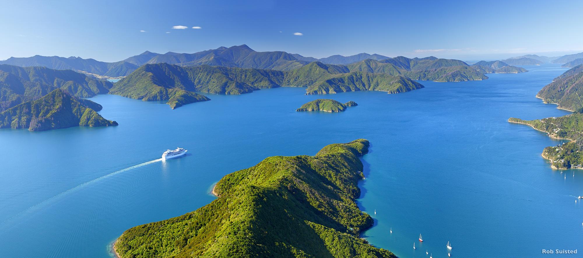 Grosse Neuseeland-Rundreise