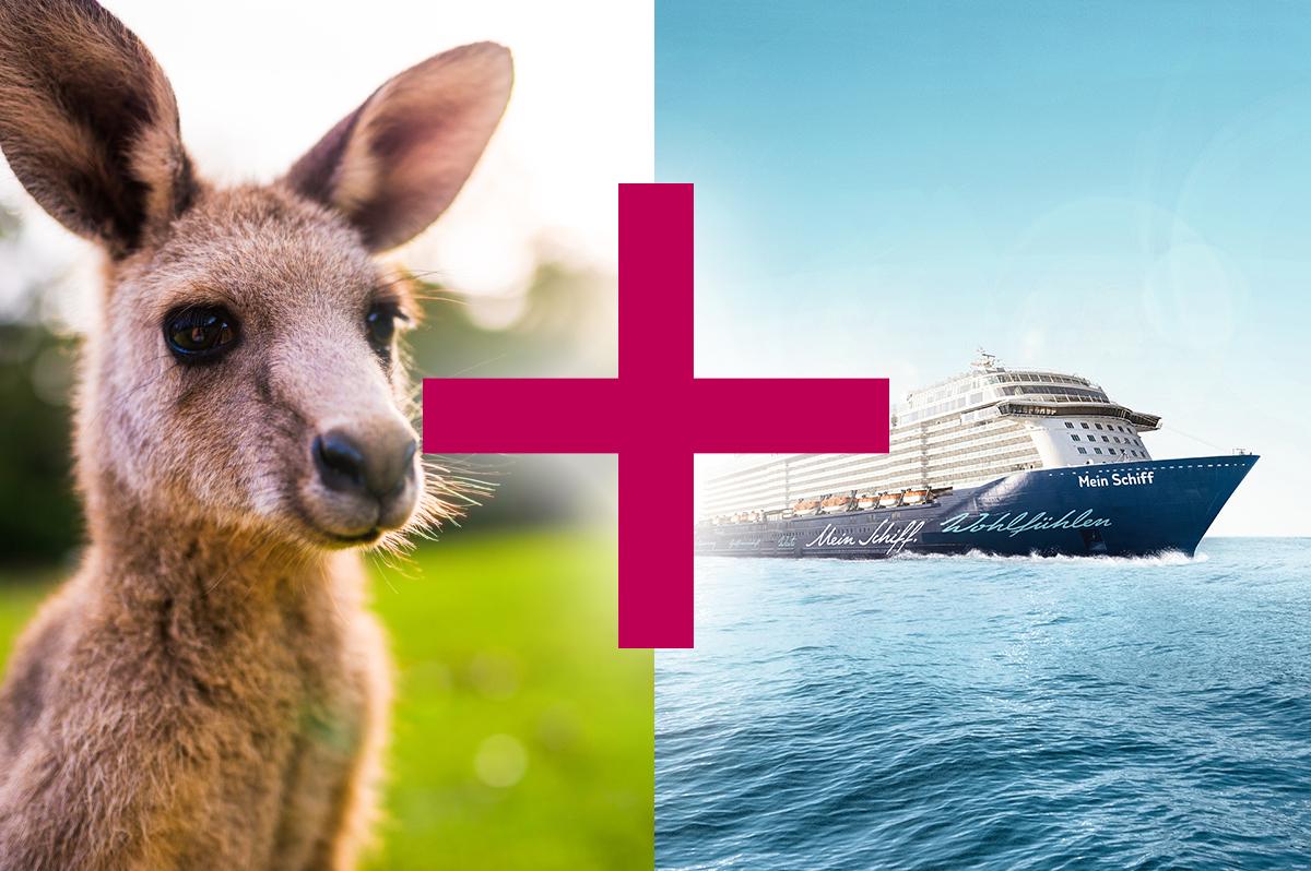 Meeresbrise und Australien (15 + 9 Tage)