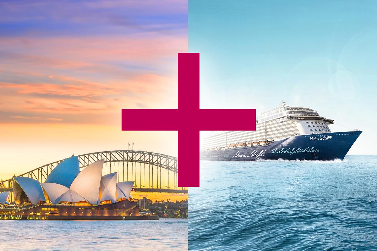 Meeresbrise und Australien (9 + 10 Tage)