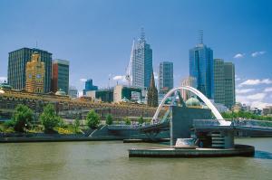 Melbourne  -  die Szenemetropole