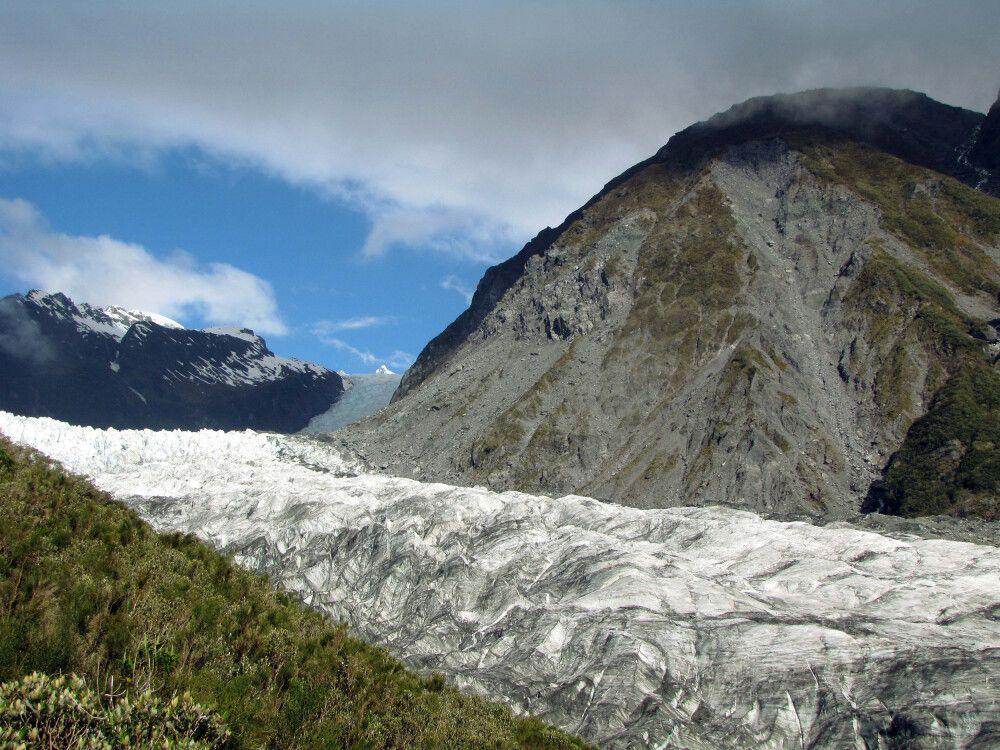 Neuseeland Detail: Neuseeland - Rangi – Fahrradtour Durch Neuseeland