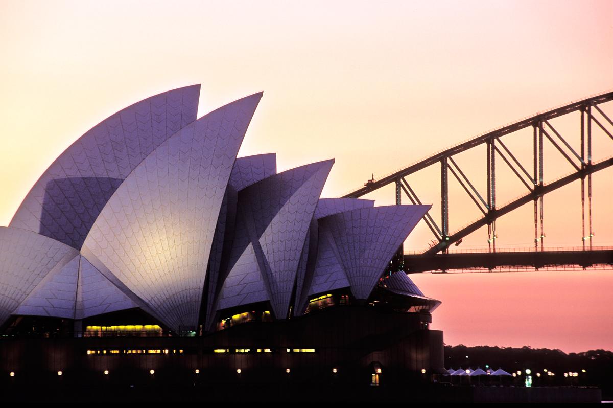 Sydney  -  eine Weltstadt