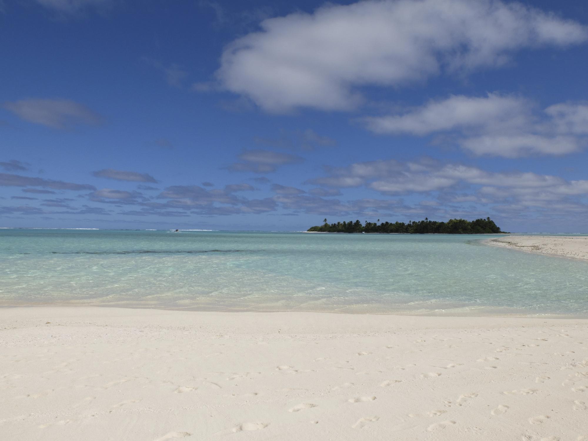 Tahiti - Cook Inseln