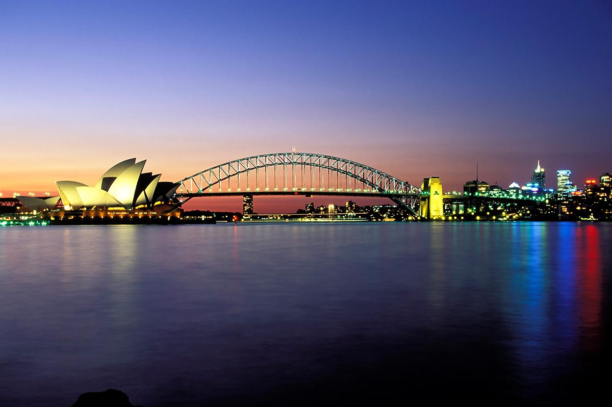 Umfassendes Australien